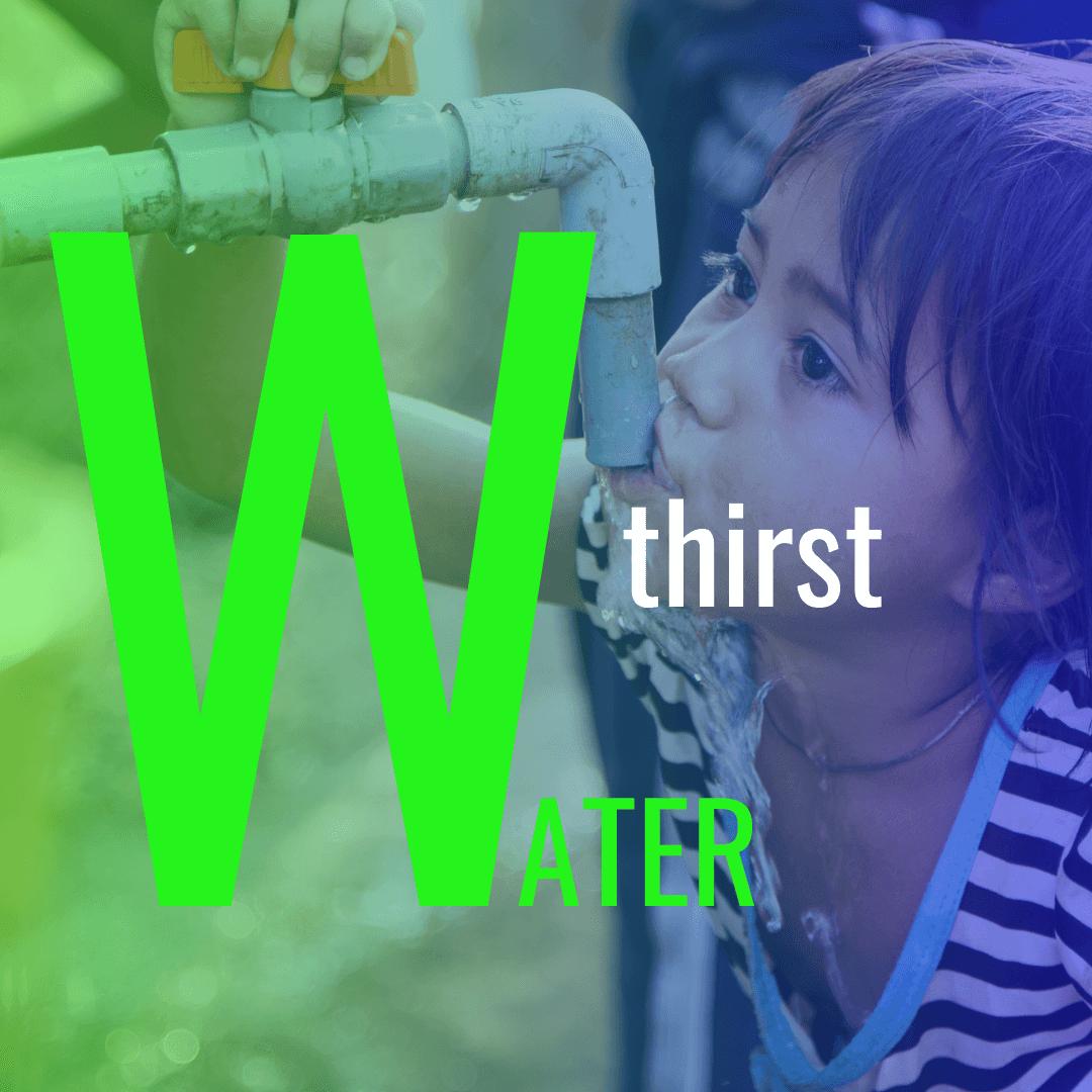 Water, thirst