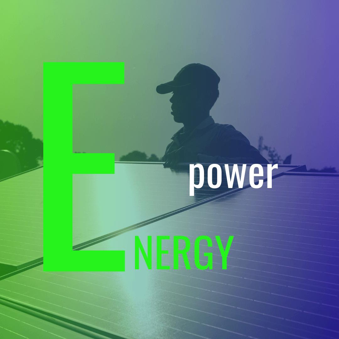 Energy, power