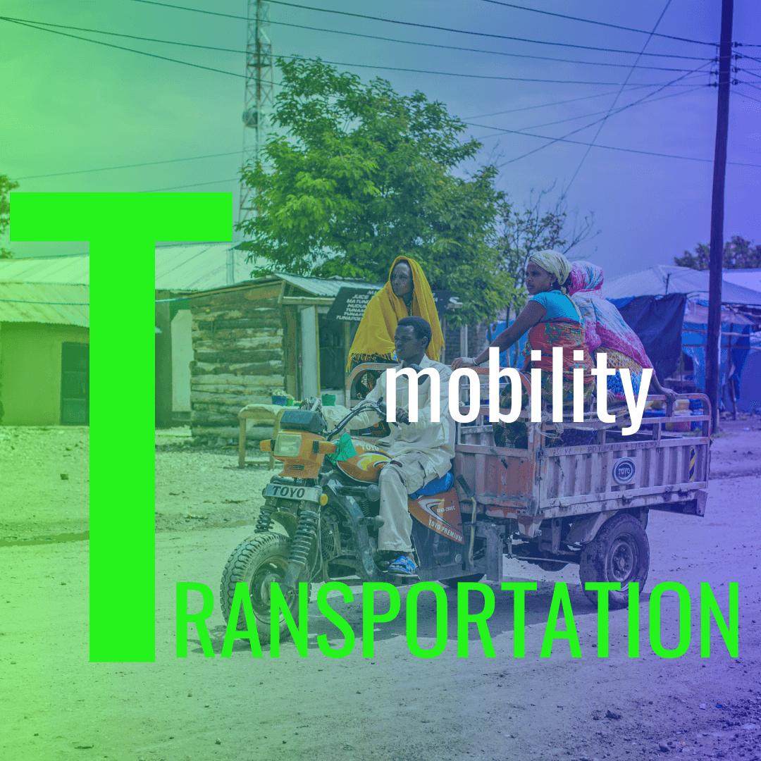 Transportation, mobility